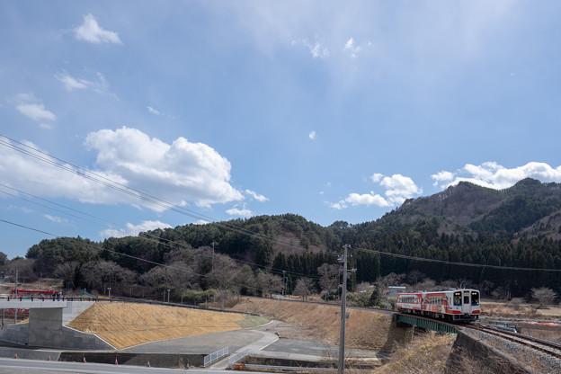 三陸鉄道 浪板海岸駅