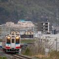 Photos: 三陸鉄道 大槌駅付近(大槌川橋梁)