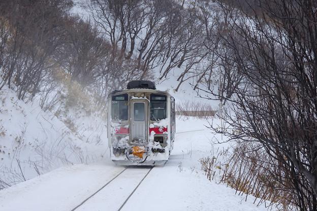 Photos: 留萌本線 阿分駅