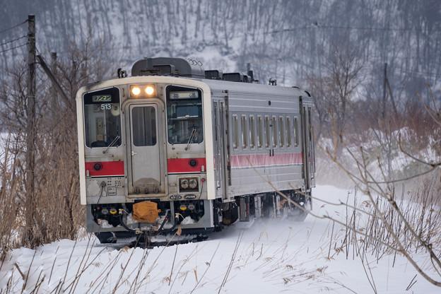 留萌本線 藤山駅~幌糠駅