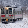 Photos: 留萌本線 藤山駅~幌糠駅