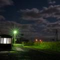 Photos: 札沼線 石狩金沢駅