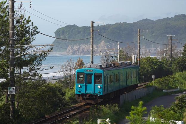 Photos: きのくに線 三輪崎駅~新宮駅