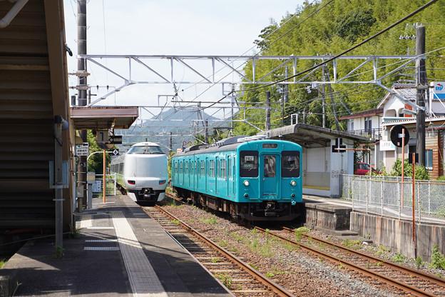 きのくに線 三輪崎駅