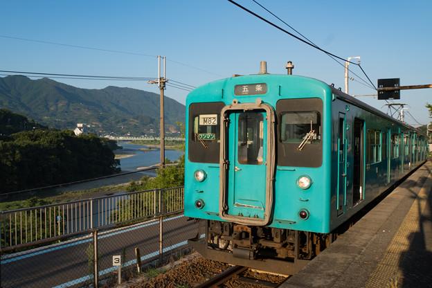 和歌山線 西笠田駅