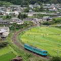 Photos: 和歌山線 西笠田駅~笠田駅