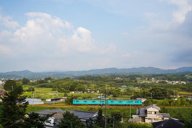 和歌山線 大和二見駅~隅田駅