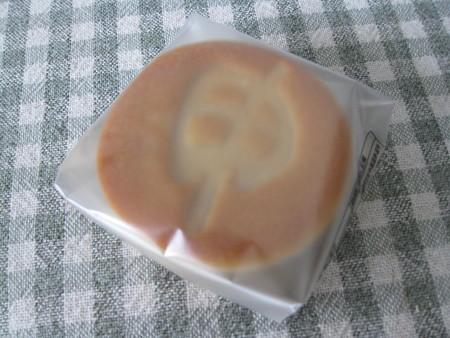 六花亭の干支菓子(桃山)