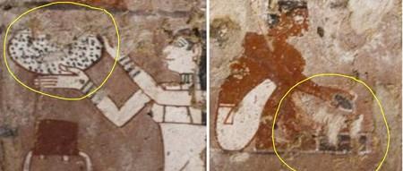 エジプト壁画4