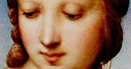 ラファエロひわの聖母3