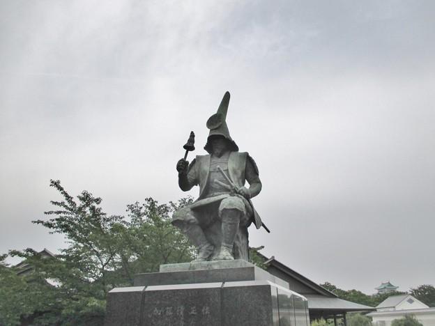名古屋城(市立名城公園南園)