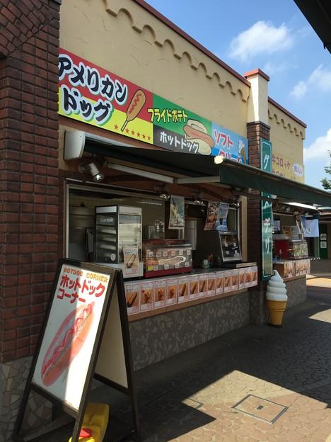 三芳パーキングエリア グルメデリ(関越道下り。三芳PA)