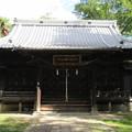 横山城・相木城砦/彦神別神社(長野市箱清水)