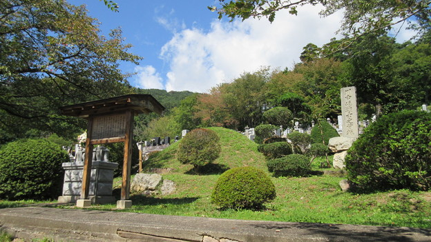 霊山寺(長野市箱清水)