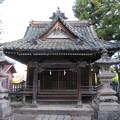 祝神社(長野市松代町)