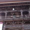 長谷寺(長野市)鐘楼門