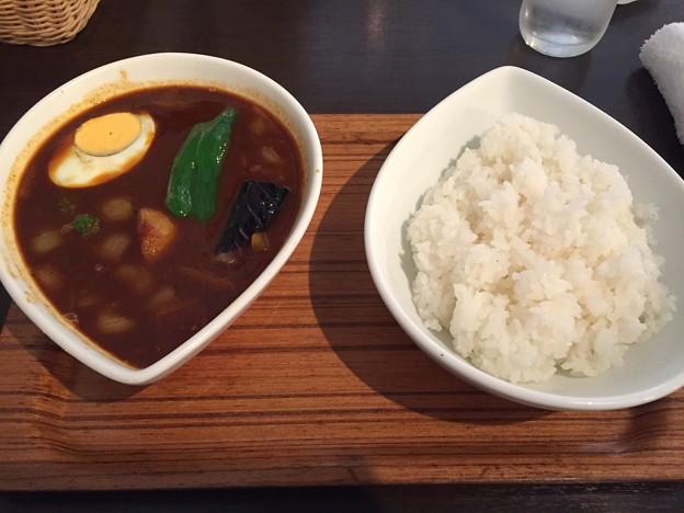 スープカレー屋 鴻(オオドリー) 神田駿河台店