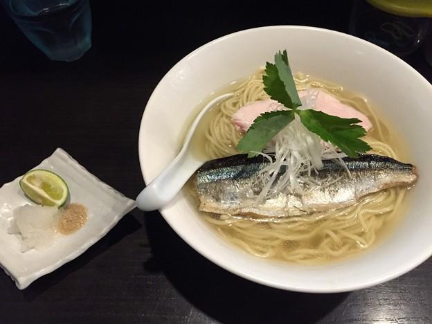 麺処 夏海 (北区赤羽)