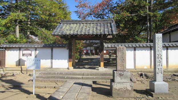 長国寺(長野市松代町)