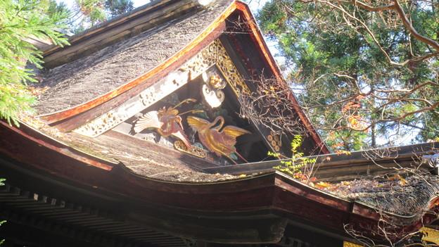 長国寺(長野市松代町)真田信之霊屋