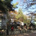 川中島古戦場(長野市会NPO運営 八幡原史跡公園)