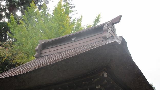 信綱寺(上田市)鐘楼