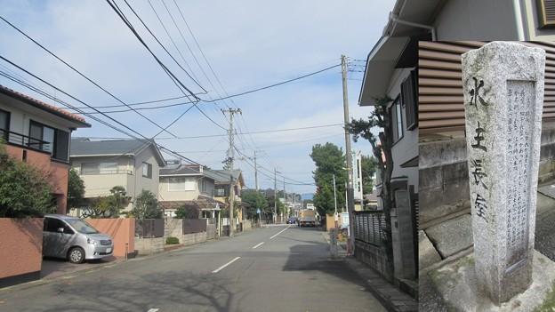 小田原城 水主長屋(神奈川県)