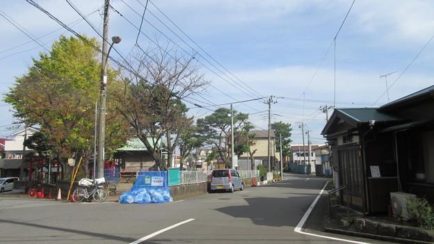 小田原古城 山王口(虎口。神奈川県)