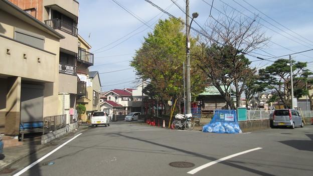 小田原古城 山王口(神奈川県)