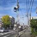 小田原古城 甲州道(広小路。神奈川県)