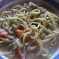 ちゃんぽん(ふみこ農園 具材付冷凍麺)