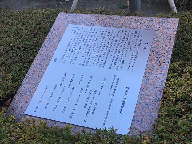 越ヶ谷宿 逗留屋敷跡(元荒川。埼玉県)