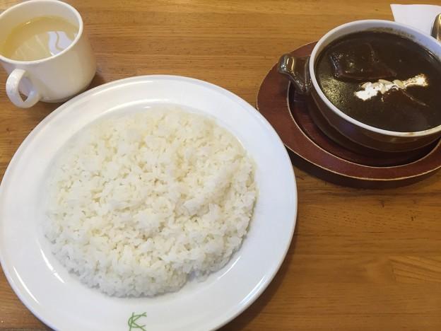 スマトラカレー 共栄堂(神保町)
