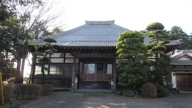 宗英寺 本堂(野田市)