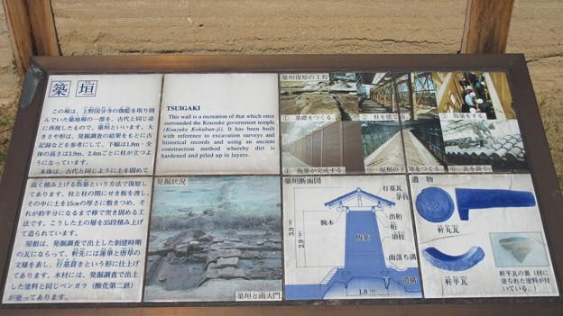 上野国分寺跡(前橋市)