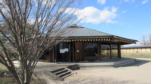 上野国分寺跡(前橋市)資料館