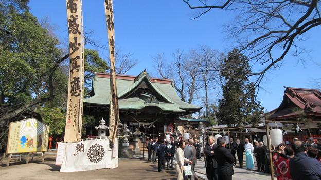 上野国総社神社(前橋市)