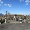 Photos: 伝 長野業盛墓(高崎市)