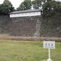 Photos: 16.03.28.皇居乾通り(石垣の向こうは松の廊下