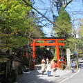 貴布禰総本宮 貴船神社(左京区)二の鳥居