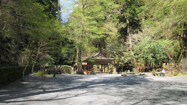 貴布禰総本宮 貴船神社(左京区)奥宮境内