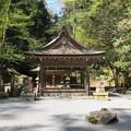 貴布禰総本宮 貴船神社(左京区)拝殿