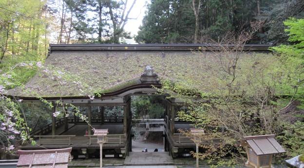 鞍馬寺(左京区)由岐神社
