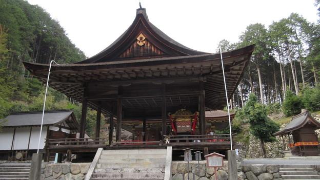 日吉大社(大津市)東本宮