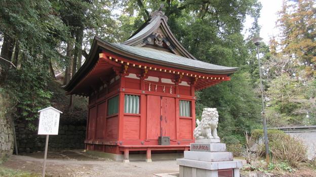 一之宮貫前神社(富岡市)月読神社