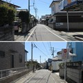 Photos: 倉賀野城(高崎市)二の丸・三の丸間堀(東面)