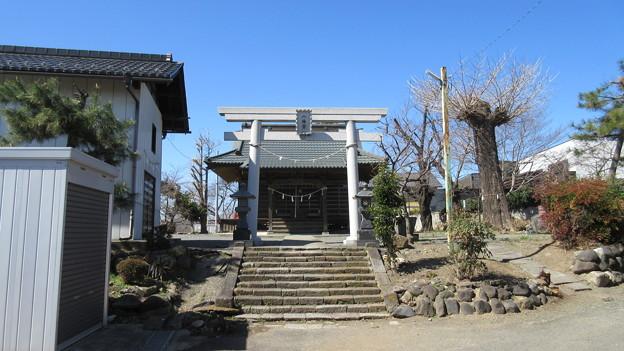 Photos: 倉賀野城(高崎市)井戸八幡宮