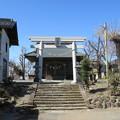 倉賀野城(高崎市)井戸八幡宮
