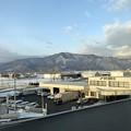 Photos: 北陸新幹線より半過岩鼻