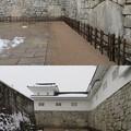 Photos: 富山城(市営富山城址公園)鉄門鏡石